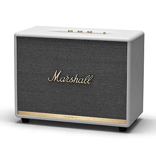 Marshall MRL1001905 Woburn II Bluetooth Speaker - White