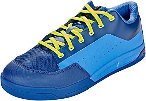 Mavic Deemax Elite Flat MTB Shoe (Poseidon/Indigo)