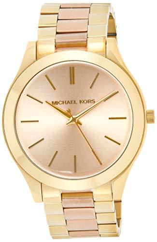 Michael Kors Women's Watch MK3493 (Rose Gold/Gold)