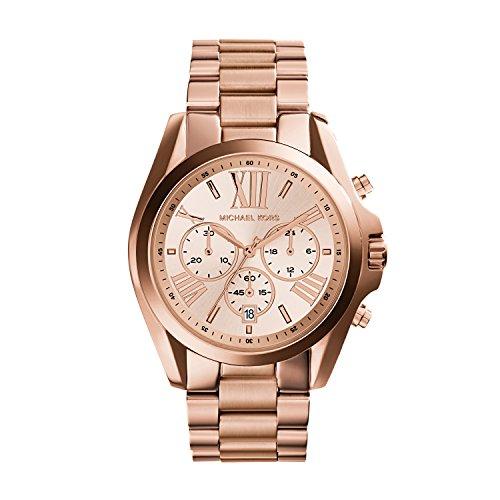 Michael Kors Women's Watch MK5503 (Rose Gold/Rose Gold)
