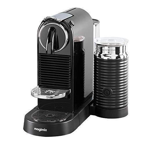 Magimix Nespresso Citiz and Milk Coffee Machine (Black)