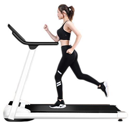 NFJMWM Folding Treadmill Motorised Running Jogging Walking Portable Gym Equipment Small Multifunctional Mechanical Walking Machine