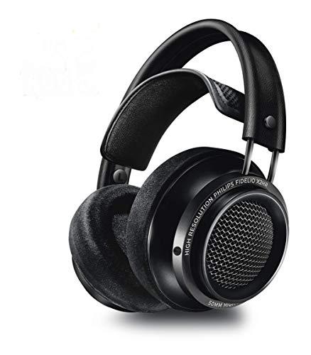Philips Fidelio X2HR High Resolution Headphones with Sound Isolation (X2HR/00)
