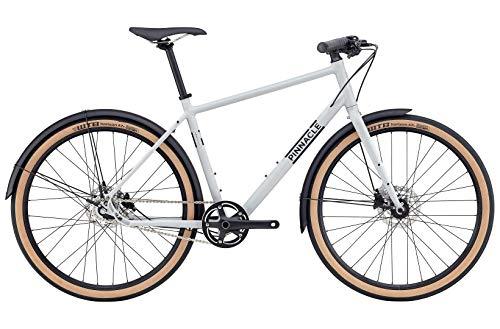 Pinnacle Chromium 2 2019 Womens Hybrid Bike | Grey - S