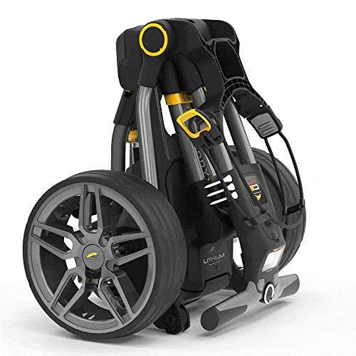 Powakaddy 2019 C2i GPS Electric Golf Trolley with 18 Hole Lithium Battery