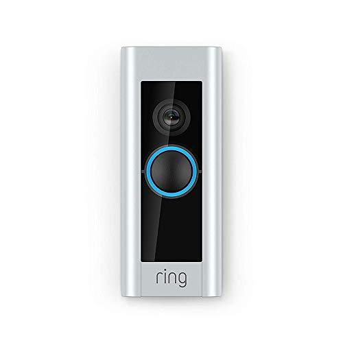 Ring Video Doorbell Pro w/ Camera + Chime