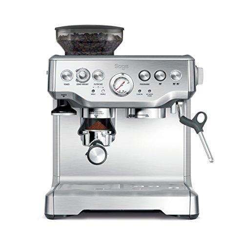 Sage Espresso Maschine The Barista Express
