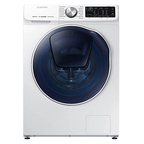 Samsung WD80N645OOW/EU 8kg/5kg QuickDrive AddWash WD6800 Washer Dryer