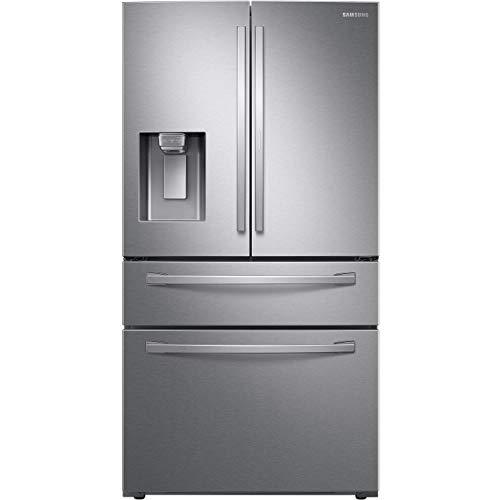 Samsung RF22R7351SR Freestanding American Fridge Freezer With Ice And Water Dispenser Auto-fill Jug