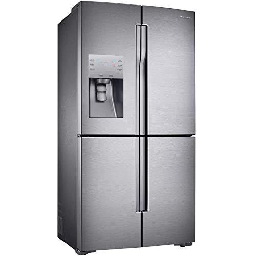 Samsung RF56J9040SR French Style RF9000 Four Door Fridge Freezer