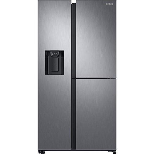 Samsung RS68N8670S9 Side-by-side American Fridge Freezer w/ Water & Ice (Refined Inox)