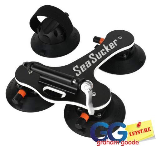 SeaSucker Talon 1 Bike Cycle Carrier Rack Roof Suction Mount 9MM Q/R