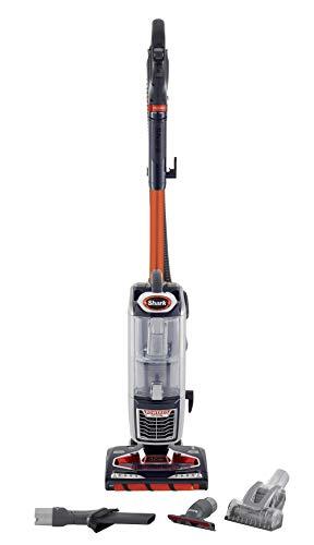 Shark Upright Vacuum Cleaner [NV801UKT] Pet Hair, Powered Lift-Away, Powerful, Navy