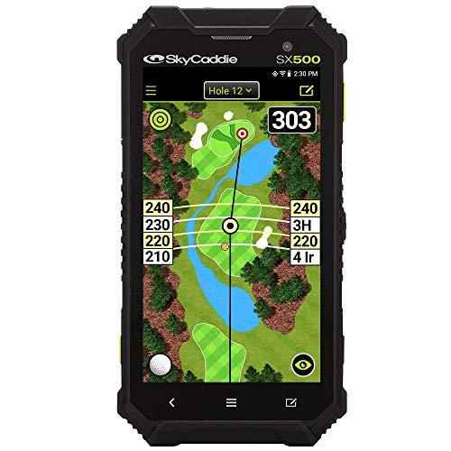 Skycaddie SX500 GPS Golf Rangefinder