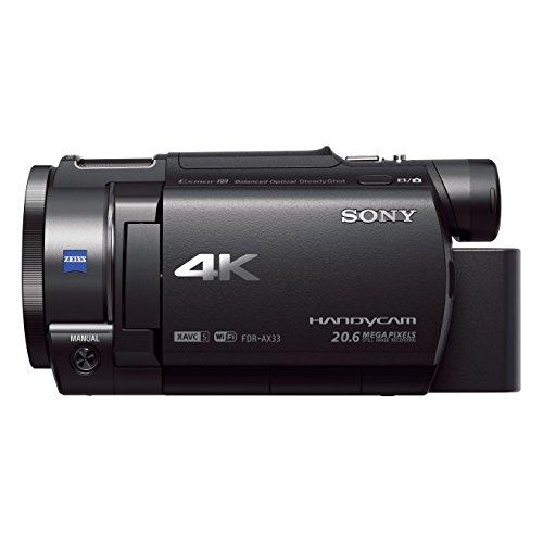 Sony FDR-AX33 Handycam 4K Ultra HD Camcorder