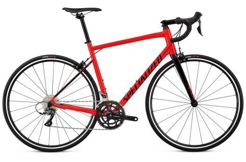 Specialized Allez E5 2019 Road Bike (Red/Black, 52cm)