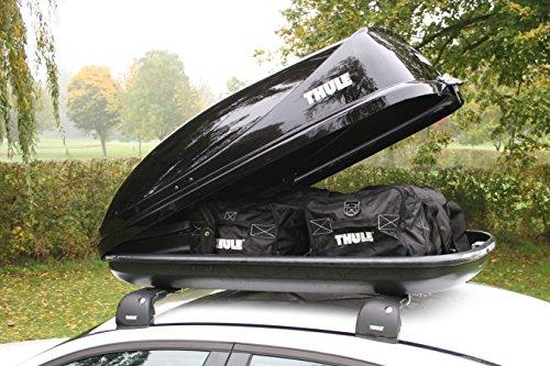 Thule 688006 Ocean 80 UK, Black Glossy