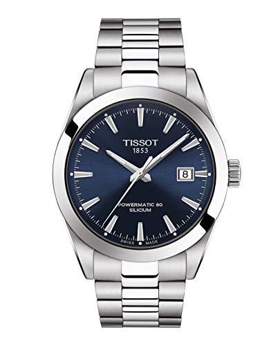 Tissot Gentleman Powermatic 80 Silicium T127.407.11.041.00 Automatic Mens Watch