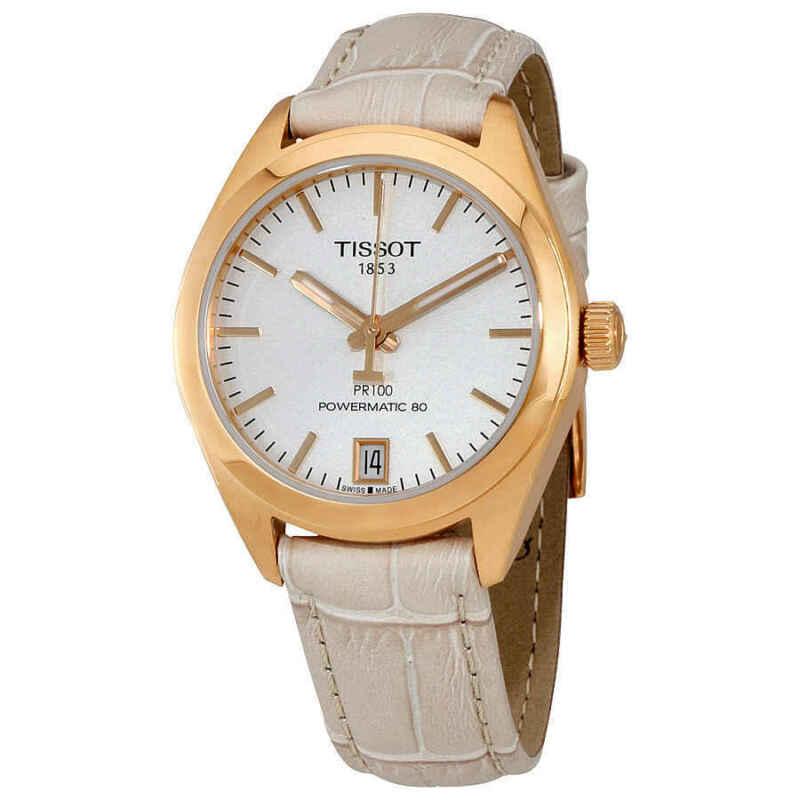Tissot Watch PR100 Powermatic 80 Ladies T1012073603100