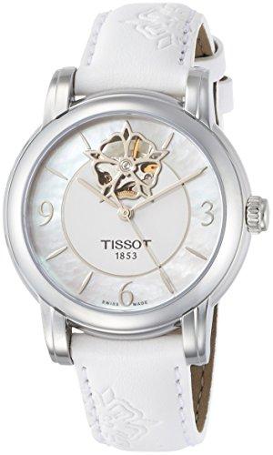 Tissot Watch T-Classic Powermatic 80 Heart Flower Ladies T0502071711705