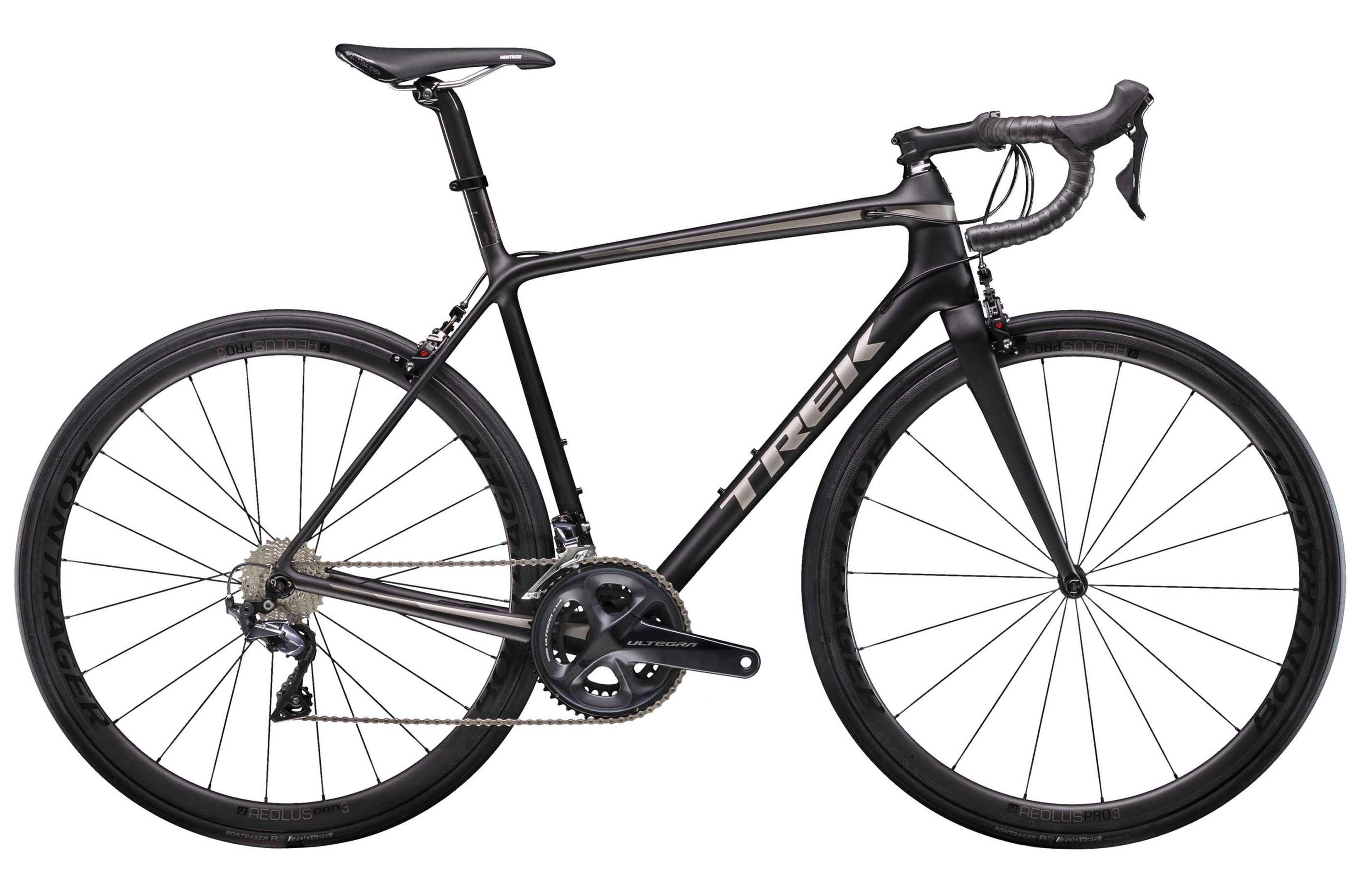 Trek Emonda SL 6 Pro 2019 Road Bike (Black, 52cm)