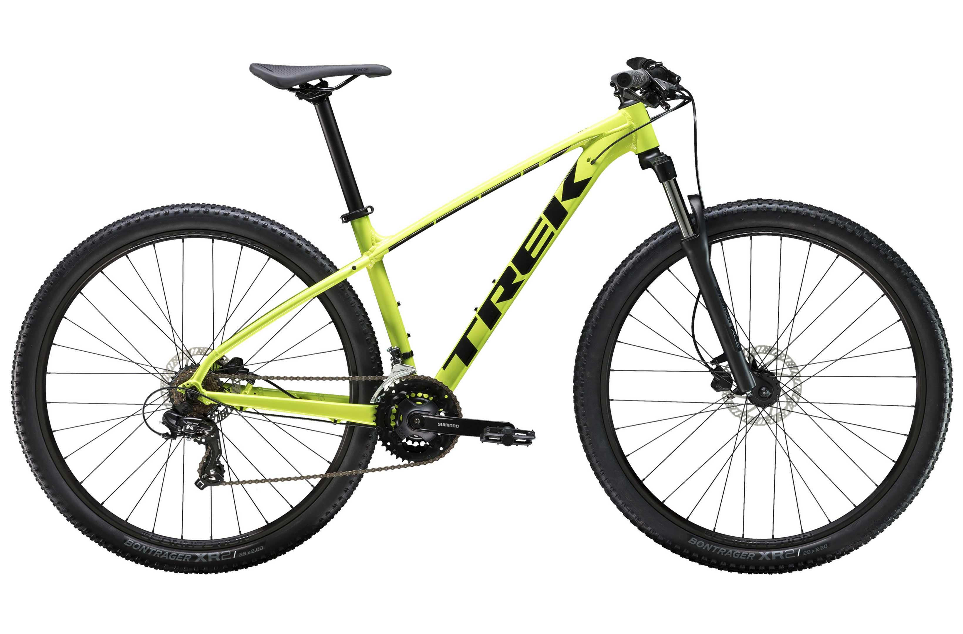 Trek Marlin 5 2019 Mountain Bike (Green, 15.5 Inch)