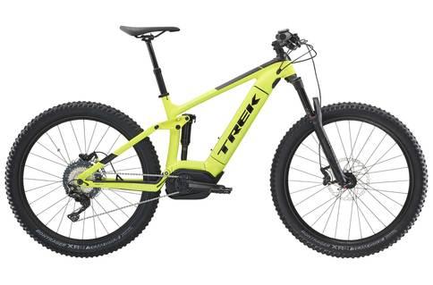 Trek Powerfly FS 7 2019 Electric Mountain Bike (Green, 19.5 Inch)