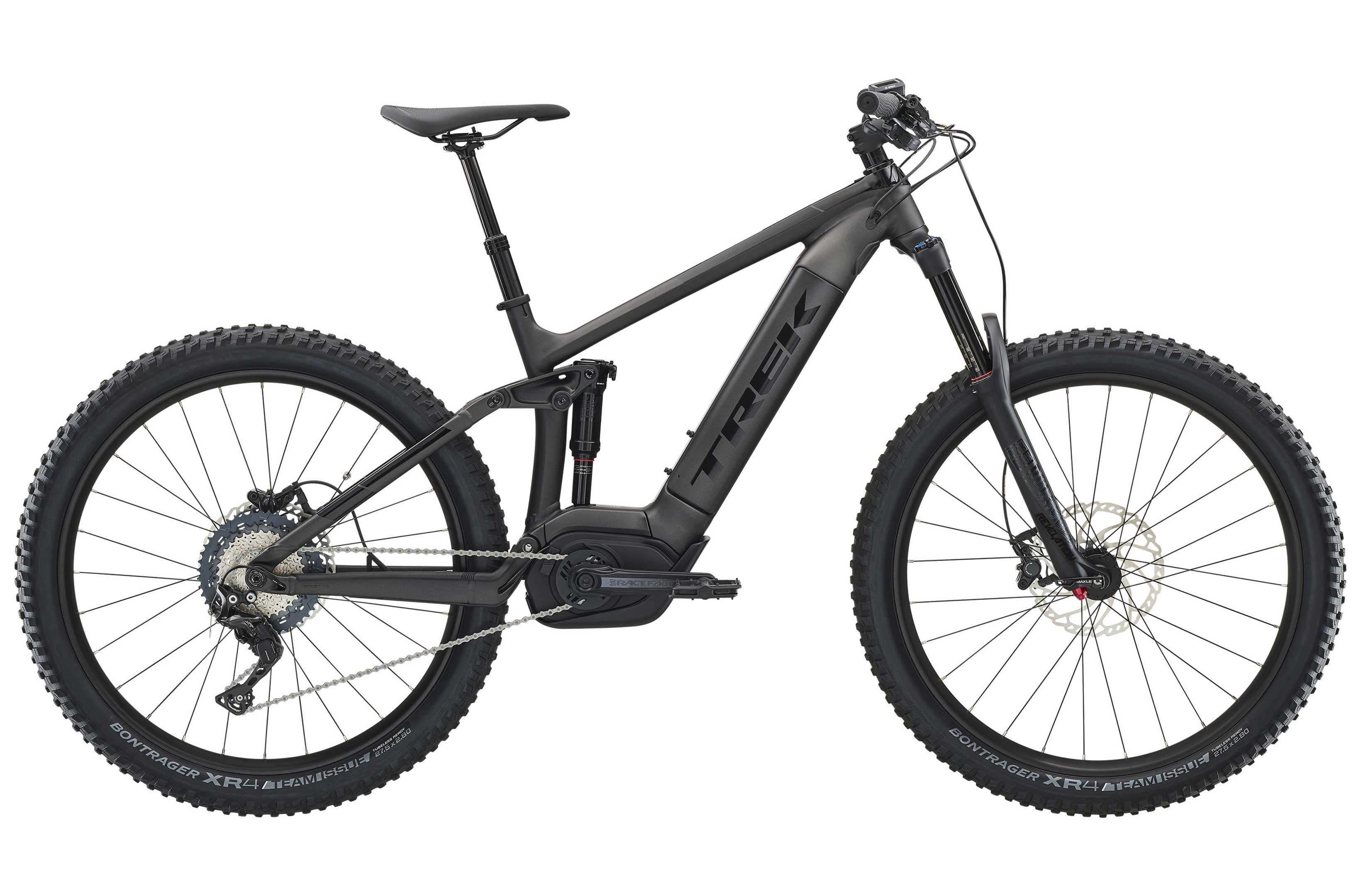 Trek Powerfly FS 7 2019 Electric Mountain Bike (Black, 17.5 Inch)