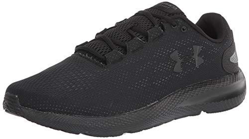 Under Armour Men Charged Pursuit 2 Running Shoe (8 UK, Black Black Black Black 003 003)